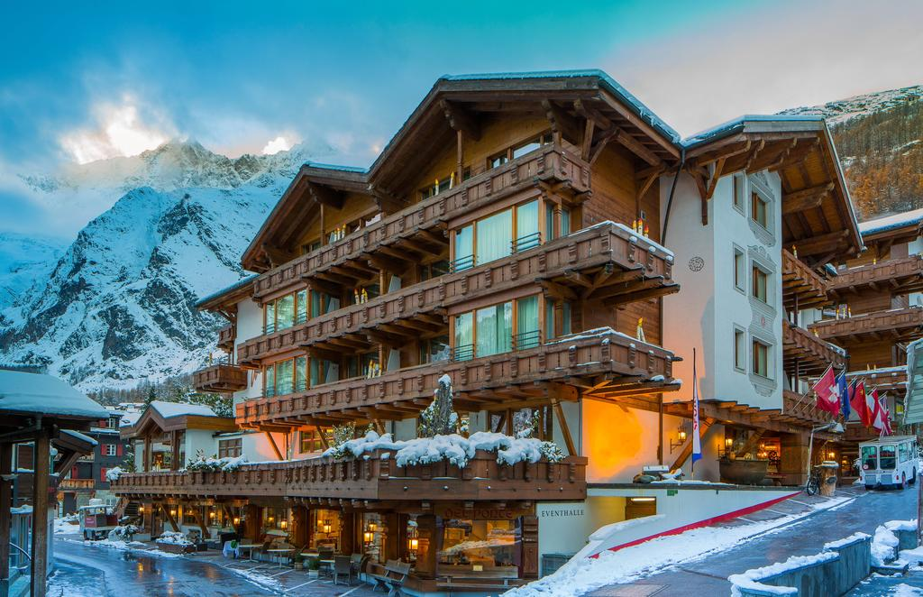 Hotel Walliserhof in Saas-Fee