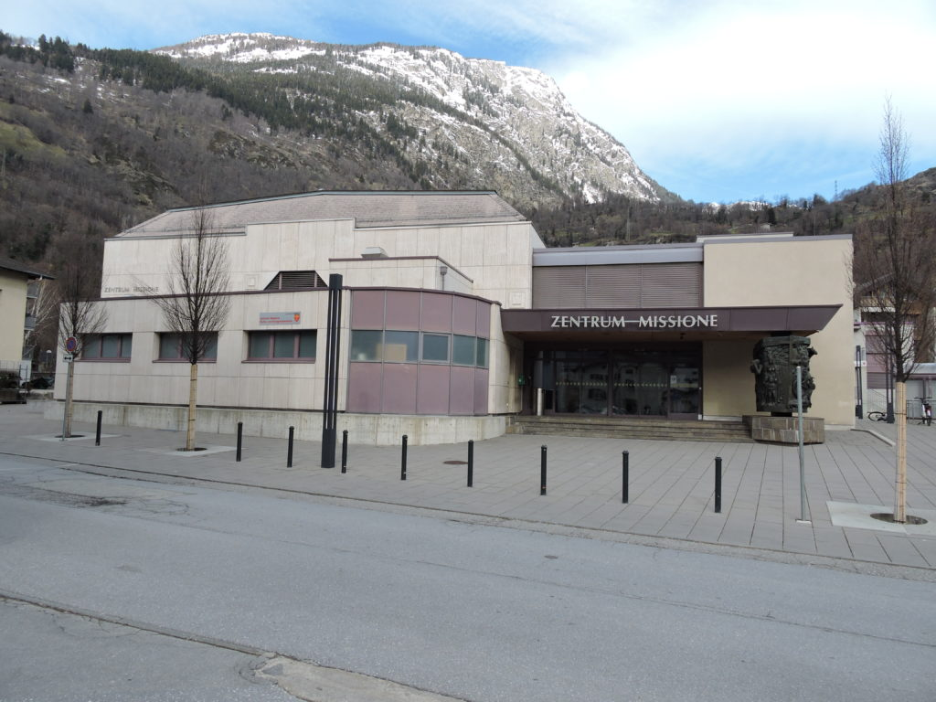 Zentrum Missione Naters